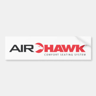 AIRHAWK Bumper Sticker Car Bumper Sticker