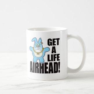 Airhead Bad Bun Life Coffee Mug