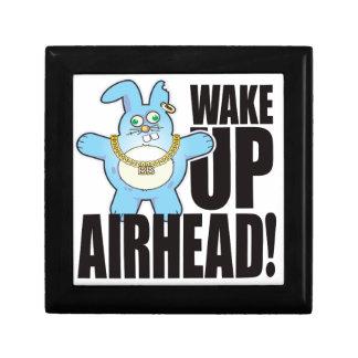 Airhead Bad Bun Wake Gift Box