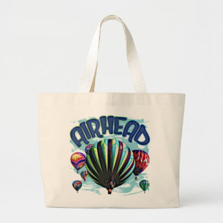 Airhead Tote Bag