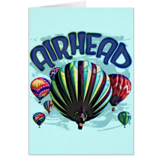 Airhead Card