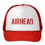 Airhead Hat