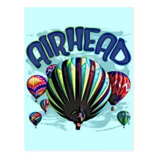Airhead Postcard
