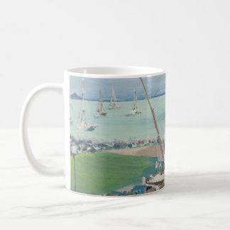 Airlie Beach Australia. 1998 Coffee Mug