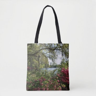 Beach Themed Airlie Gardens Tote Bag