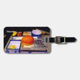 Airline-Meal Luggage Tag/China Airline Bag Tag