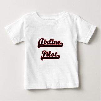 Airline Pilot Classic Job Design Tshirt