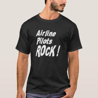 Airline Pilots Rock! T-shirt