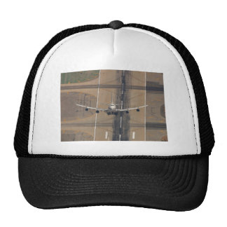 AIRLINER HIGH PERF TAKE-OFF TRUCKER HAT