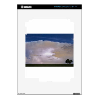 Airliner Lightning Strikes.jpg iPad 3 Skin