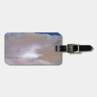 Airliner Lightning Strikes.jpg Luggage Tag