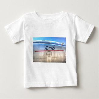 Airlines Ilyushin IL-18 Baby T-Shirt