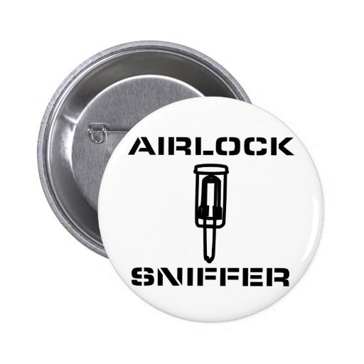 Airlock Sniffer 2 Inch Round Button