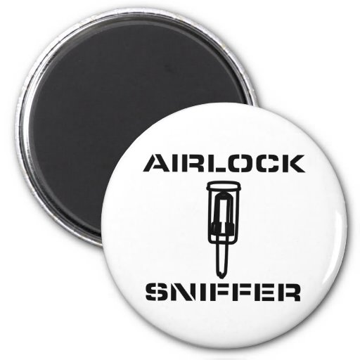 Airlock Sniffer 2 Inch Round Magnet