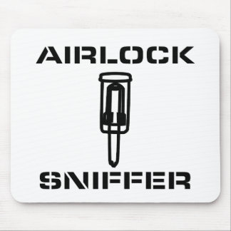 Airlock Sniffer Mouse Mats