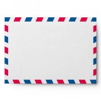 Airmail 5x7 envelopes