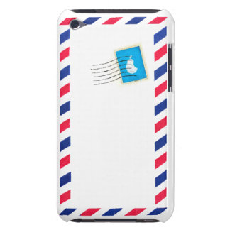 airmail custo ipod case
