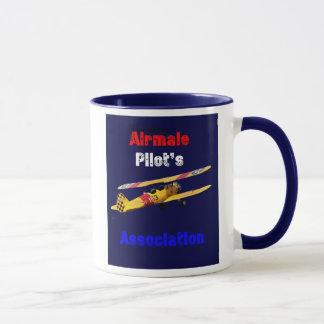 Airmail Pilots Assoc Mug