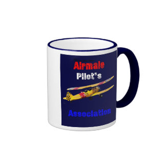 Airmail Pilots Assoc Ringer Mug