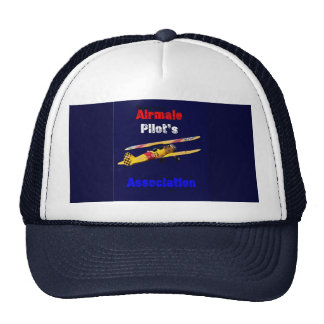 Airmail Pilots Assoc Trucker Hat