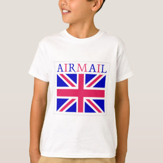 Airmail Union Jack Flag T-Shirt