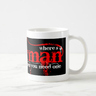 Airman, anyone? coffee mug