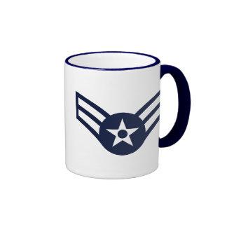 Airman First Class E-3 Ringer Mug