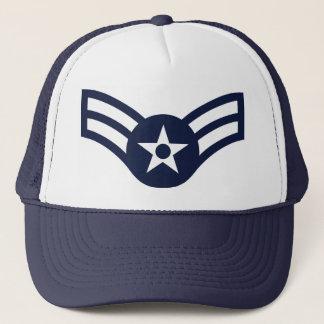 Airman First Class E-3 Trucker Hat