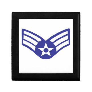 Airman Senior Class USA Airforce Trinket Box