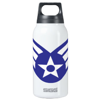 Airman Senior Class USA Airforce SIGG Thermo 0.3L Insulated Bottle
