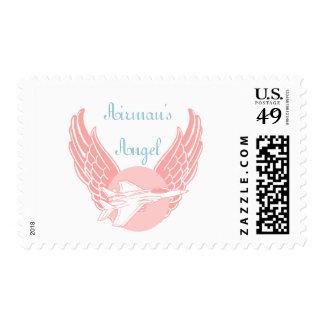 Airman's Angel Postage