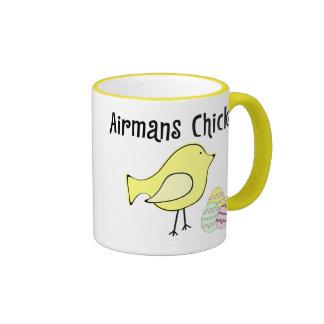 Airmans Chick Coffee Mugs