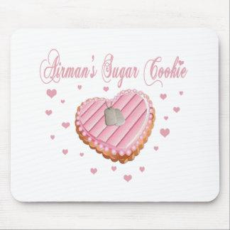 Airman's Sugar Cookie Mousepad