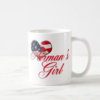 airmen's girl coffee mug