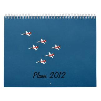 Airobatics Calendar 2012