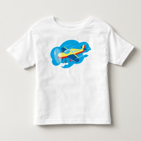 Airplain Toddler T-shirt