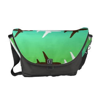 Airplaine Messenger Bag
