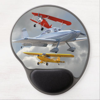 AIRPLAINES GEL MOUSE PAD