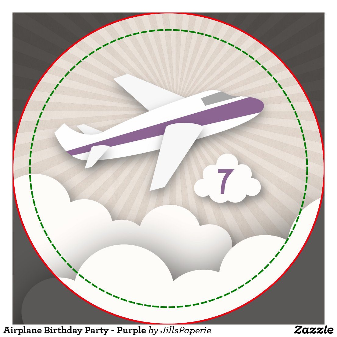 Airplane Theme Cake Helicopter Flight Diagram Greeting Cards Zazzle