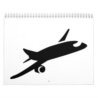 Airplane Calendar