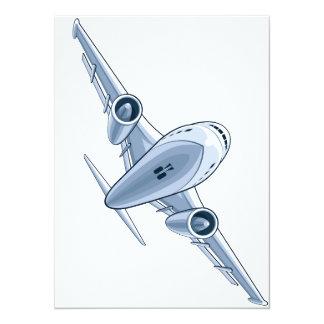 Airplane Card