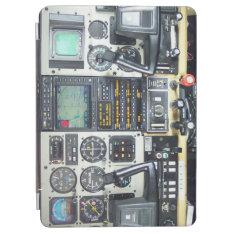 Airplane Cockpit Ipad Air Cover at Zazzle