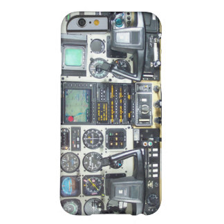 Airplane cockpit iPhone 6/6s Barely There iPhone 6 Case