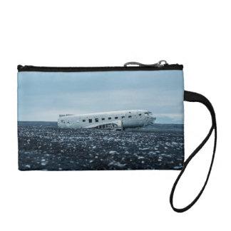 airplane coin purse
