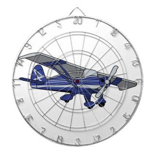 Airplane Dartboard With Darts