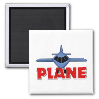 Airplane Gift For Kids Magnets