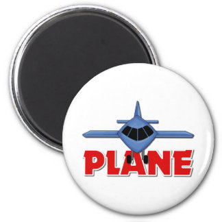 Airplane Gift For Kids Refrigerator Magnet