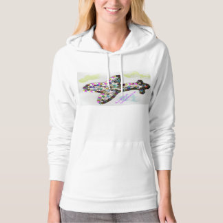 Airplane Impossible Hoodie