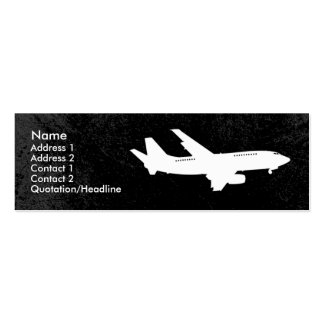 Airplane Industry Business Card Business Card