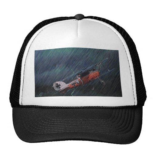 Airplane items trucker hat